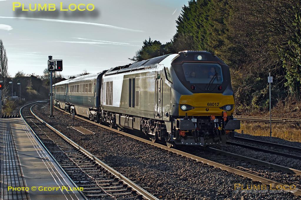 68012, Princes Risborough, 5J68, 15th December 2014