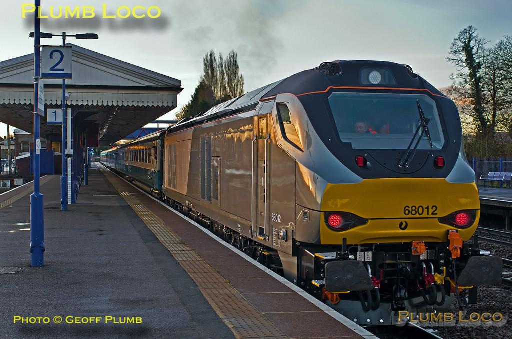 68012, Princes Risborough, 1H20, 15th December 2014