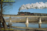 SY1753, Chengde Steel Line, Luan River Bridge, 4th November 2002
