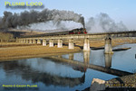 SY0872, Luan River Bridge, Chengde Steel Line, 4th November 2002