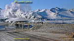 Eastbound QJs, JingPeng Pass, 12th November 2002