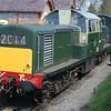 D8568 - Chinnor & Princes Risborough Rly - 21 April 2013