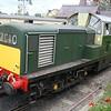 D8568 - Chinnor & Princes Risborough Railway - 27 April 2014