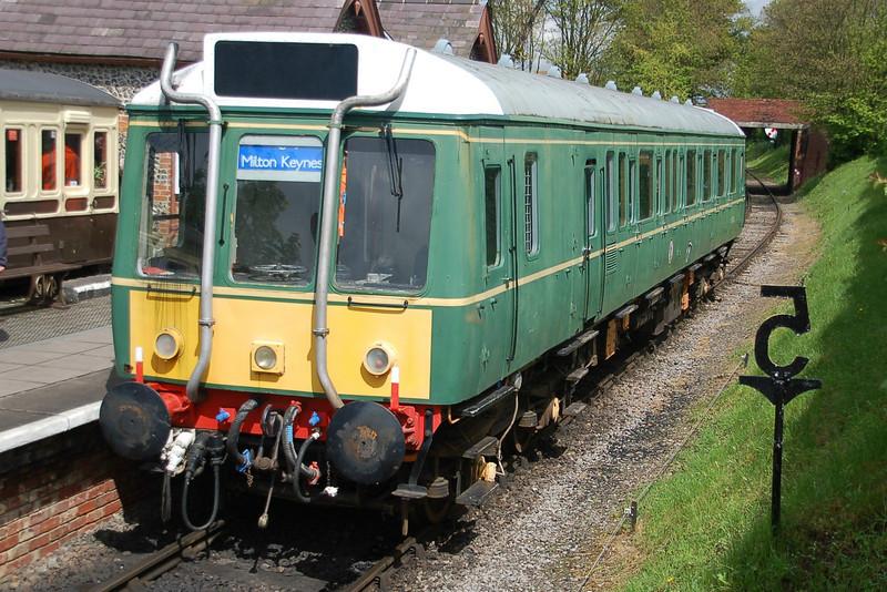 W55023 - Chinnor & Princes Risborough Railway - 27 April 2014
