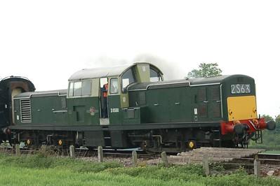 Chinnor & Princes Risborough Railway 2017