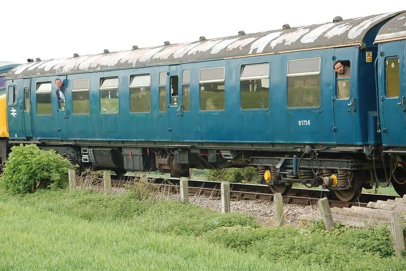 Emu 61736 - Chinnor & Princes Risborough Railway - 11 May 2017