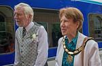 Mrs Netta Glover, Chinnor Station, 15th August 2018