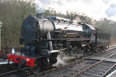 Churnet Valley Railway 2018