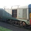 D8057 - Churnet Valley Railway - 24 February 2019