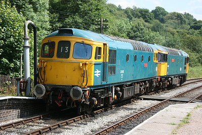 33102 & 33021 Froghall 22/6/14