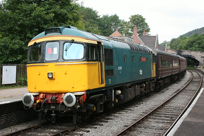 33021 Froghall 1005 Ipstones - Froghall 22/6/14