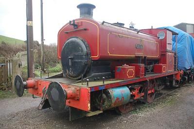 Churnet Valley Railway 2017