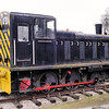 03037 stabled at Peak Rail, Rowsley