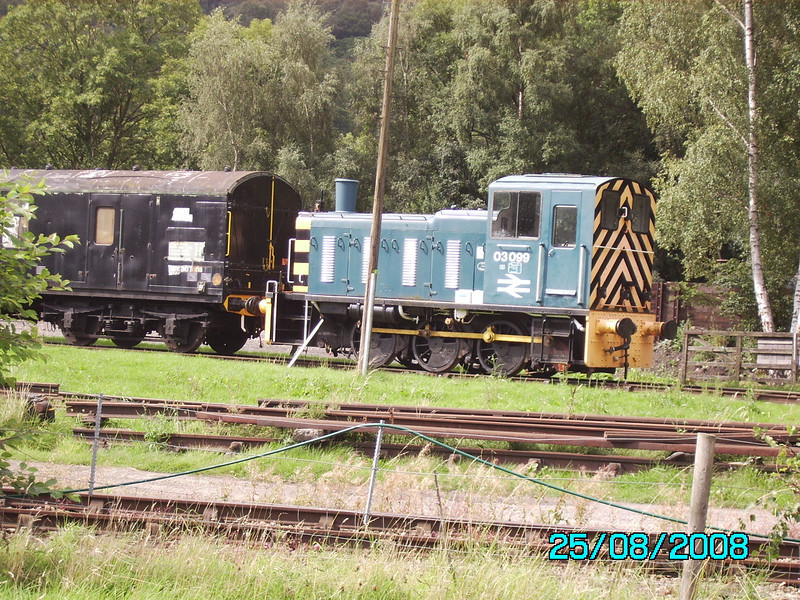 03099 Rowsley South  25 08 08