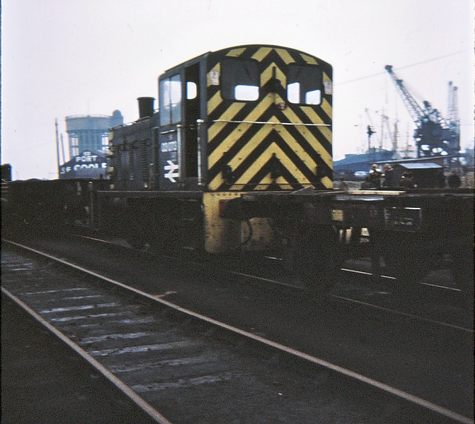 03073 Goole Harbour 16 Feb 75