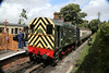 D3018(ex 08011) Chinnor (celebrating 25 years of the Chinnor Railway Association)10th August 2014