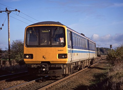 144011 RUSHEY SIDINGS CROSSING