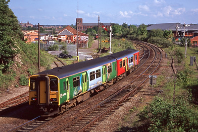 150267 SUTTON BRIDGE JUNCTION