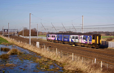 150215 at Winwick, 14/01/12.