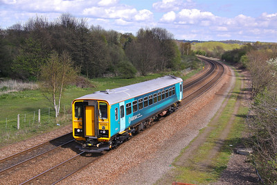 153303 OLD DENABY 5Z53 14.32 Doncaster Works - Canton
