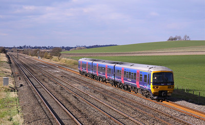 166217 CHOLSEY 2P60 14.37 Oxford-Paddington