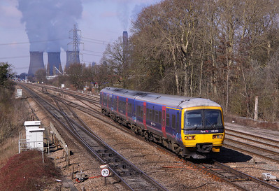 166202 DIDCOT EAST 1P37 Morton in Marsh-Paddington