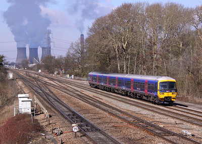 165114 DIDCOT EAST 2P42 09.35 Banbury-Paddington
