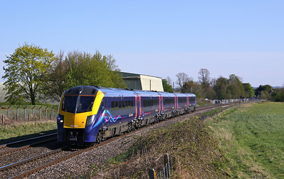 180102 CULHAM 2E95 17.15 Didcot Parkway - Great Malvern