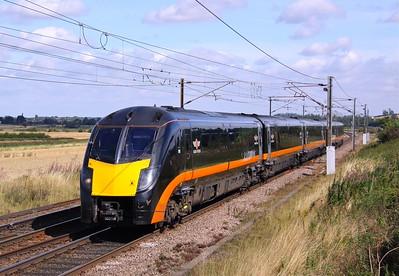 180114 GAMSTON 1A70 08.52 Bradford Interchange-Kings X