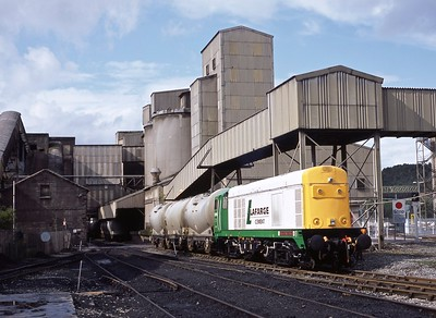 20168 CEMENT WORKS