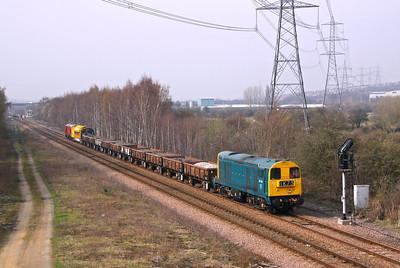 20142 BEIGHTON 6Z20 13.50 Maltby Colliery SB-Chaddesden