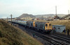 20044/20188 Blaenavon on 'Welsh Wonder' Railtour 25th Nov 1978