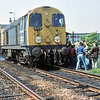 20064 & 20009 Mexborough  18 Jun 78