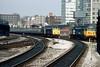 25042/25083/50040 Marylebone on 'Capital City Transfer' Railtour 14th April 1984