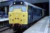 31101/31304 Euston on 'Butterly Bulldog' Railtour 14th Aug 1983