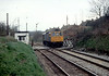 33004 Gomshall Lane Crossing 21st April 1979