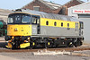 33002 Eastleigh Works 24th May 2009