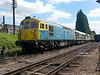 Class 33 D6535 (33116) Loughborough Friday 16th June 2017.