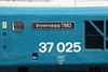 37025 Nameplate 25th July 2015