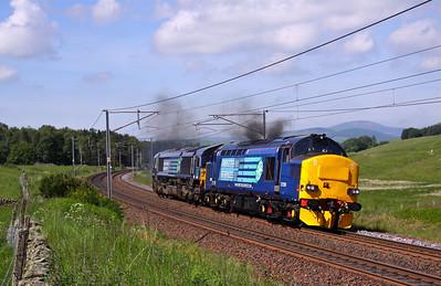 37259 ABINGTON CASTLE HILL 13.58 Motherwell TMD-Carlisle Kingmoor
