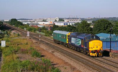 37409 PRIMROSE BRIDGE 5Z02 18.20 Doncaster - Derby RTC