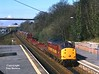 37703 passes Hessle at 09:57 on Thursday 6th April 2000 with the 6D51 08:42 Doncaster - Hull Enterprise service.
