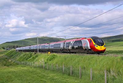 390104 WANDEL 9M59 16.00 Glasgow-Euston
