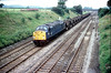 40006 passes Codnor Park 20th August 1980