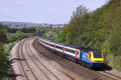 43044+43081 HASLAND 5M30 13.05 Neville Hill-Nottingham