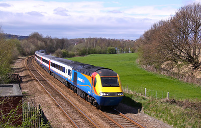43066+43049 ECCLESFIELD 5B60 13.16 Neville Hill-EastMidlands Parkway