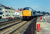 45007 Dawlish on 0940 Wolves-Penzance 4th April 1980