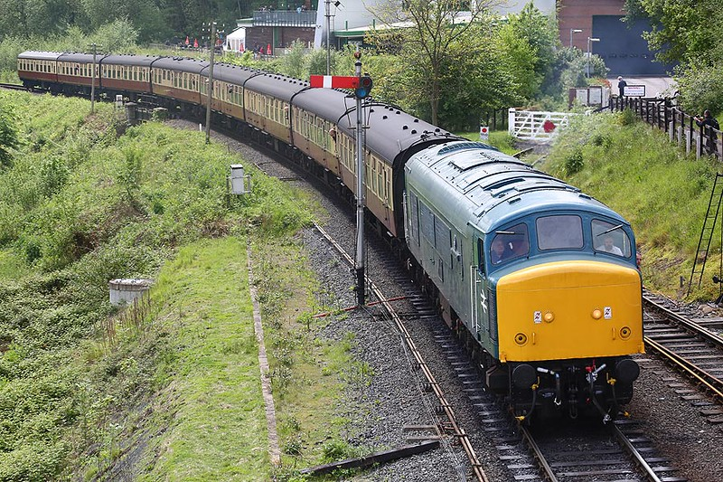 45041 Highley 19th May 2017