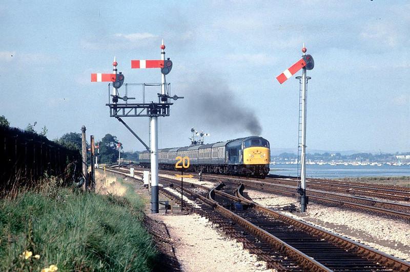 45019 Dawlish Warren 15th Sep 1979