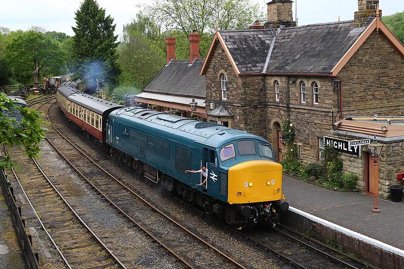 45041 Highley 18th May 2017